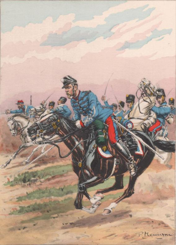Le dolman dans l'armée française 1872-1914 Pasted10