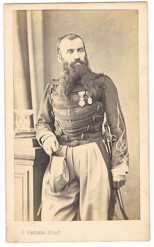 Le dolman dans l'armée française 1872-1914 Photo_10