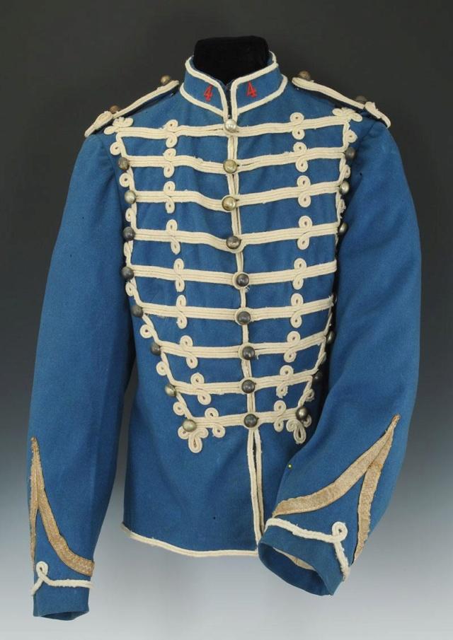 Le dolman dans l'armée française 1872-1914 Produi27
