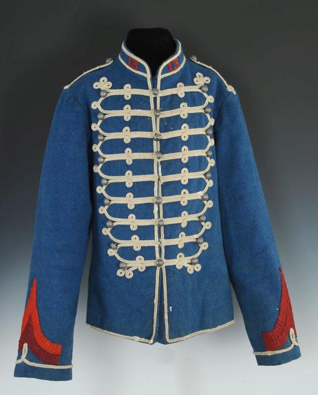 Le dolman dans l'armée française 1872-1914 Produi28