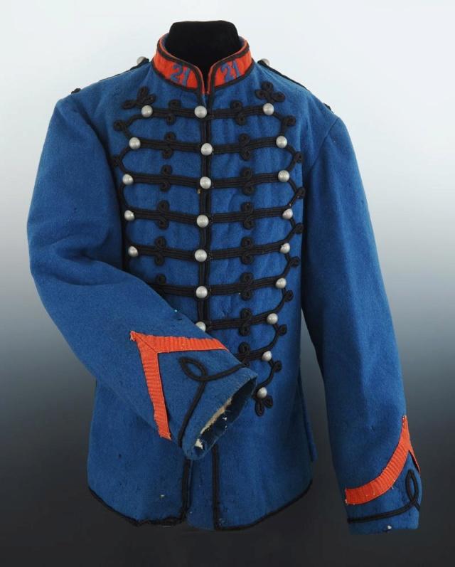 Le dolman dans l'armée française 1872-1914 Produi31