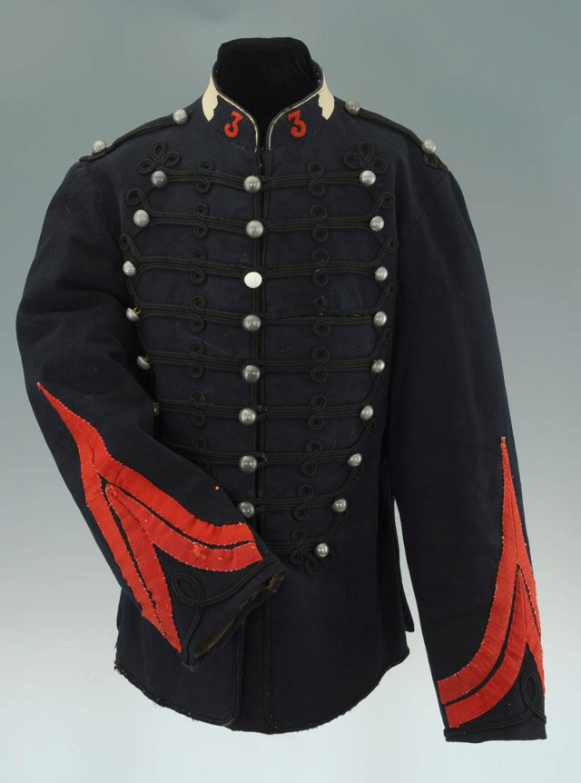 Le dolman dans l'armée française 1872-1914 Produi33