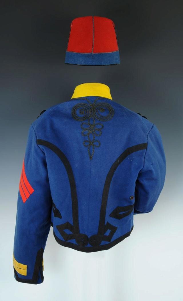 Le dolman dans l'armée française 1872-1914 Produi34