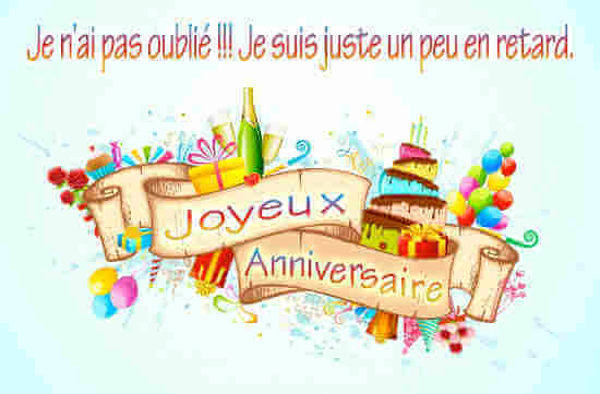 Bon Anniversaire  Annive10