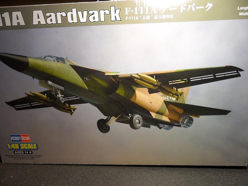 F-111 Aardvark 1/48 HobbyBoss by Mac Pit Sam_4927