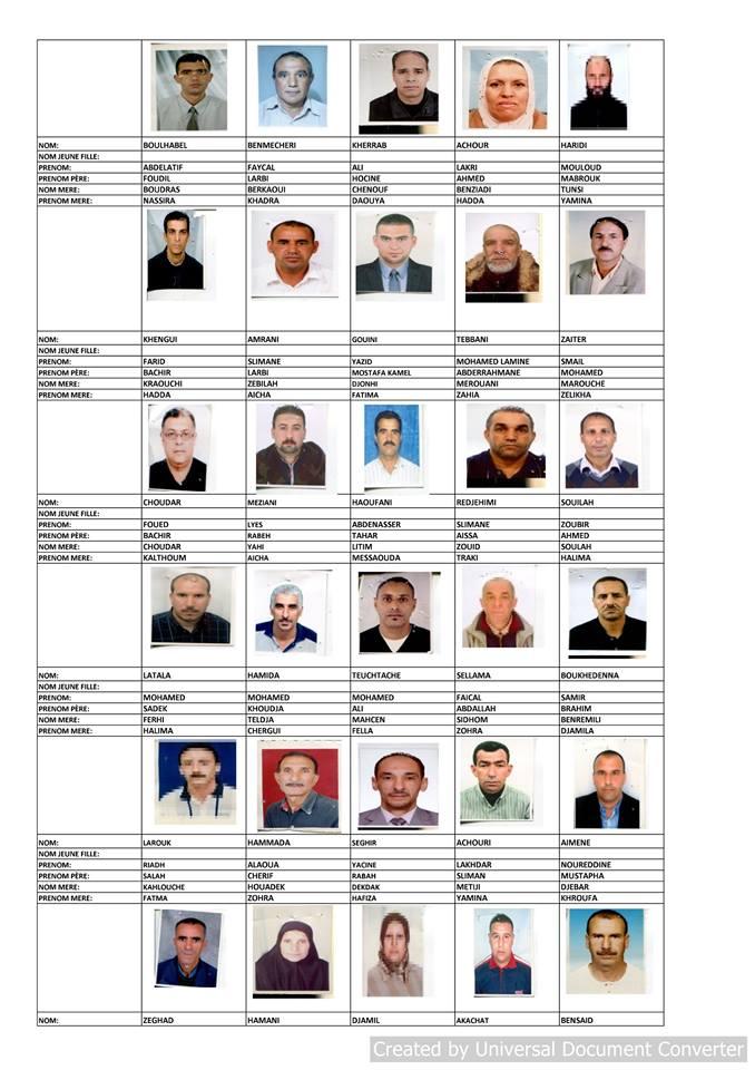 قائمة المستفيدين من السكن الاجتماعي بلدية قسنطينة جانفي 2019  511