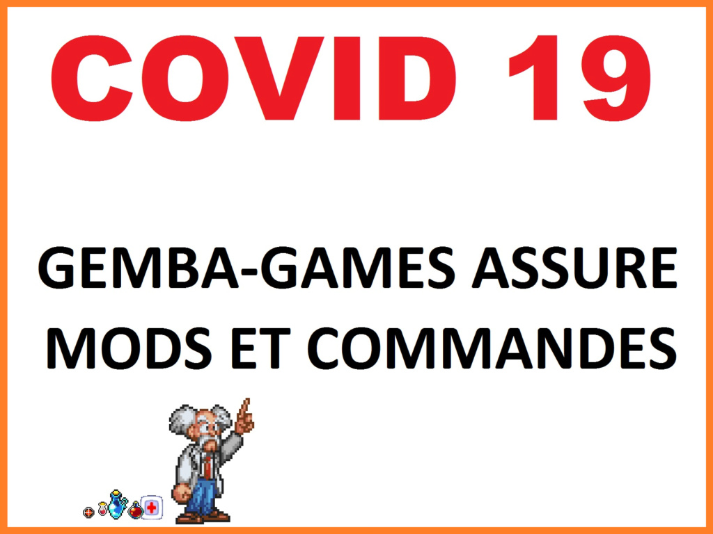 GEMBA - Retro Gaming & Modding - Le Coin SEGA - Page 9 Covid_10