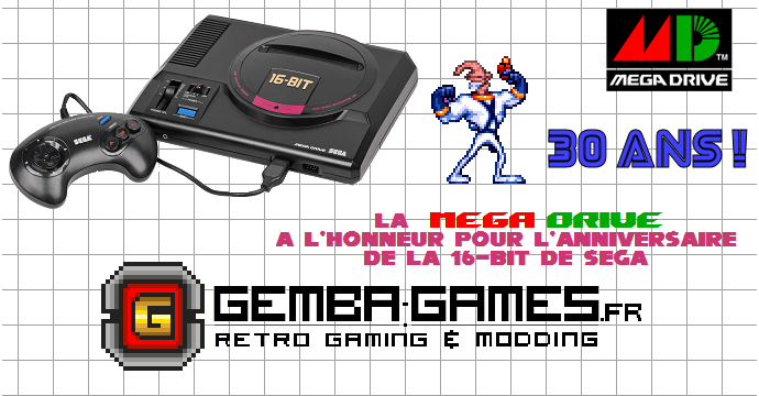GEMBA - Retro Gaming & Modding - Le Coin SEGA - Page 9 Gamopa12