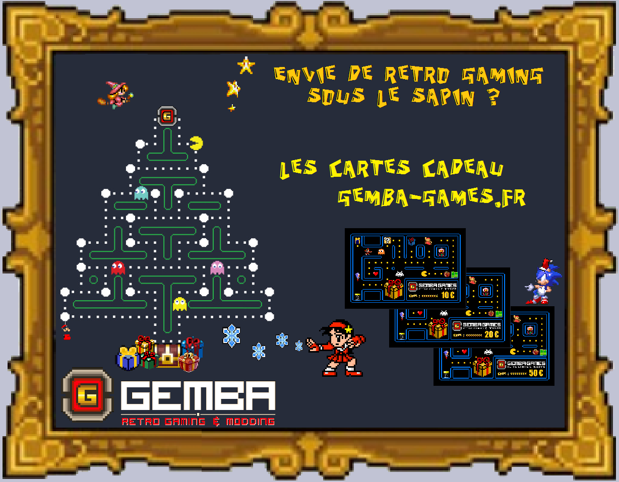 GEMBA - Retro Gaming & Modding - Le Coin NINTENDO - Page 3 Noel_211