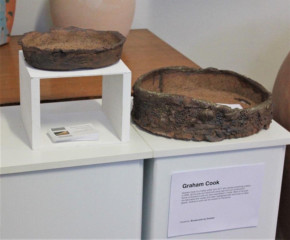 The Australian Bonsai Pot Makers Exhibition  68866910