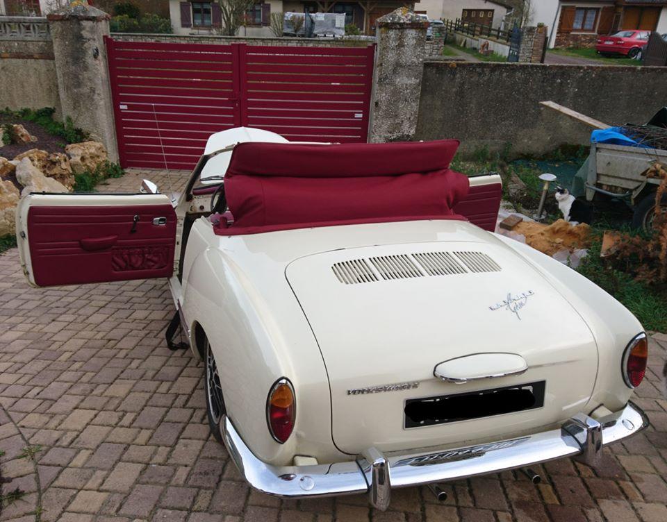 Mon Karmann Cabriolet 68... 87288510