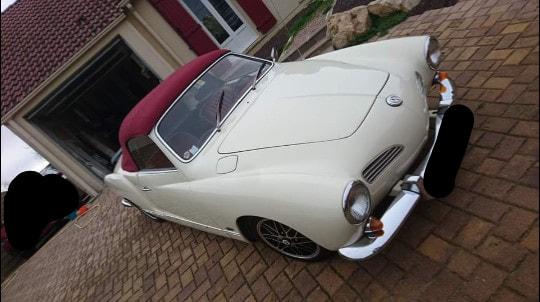 Mon Karmann Cabriolet 68... 87455610