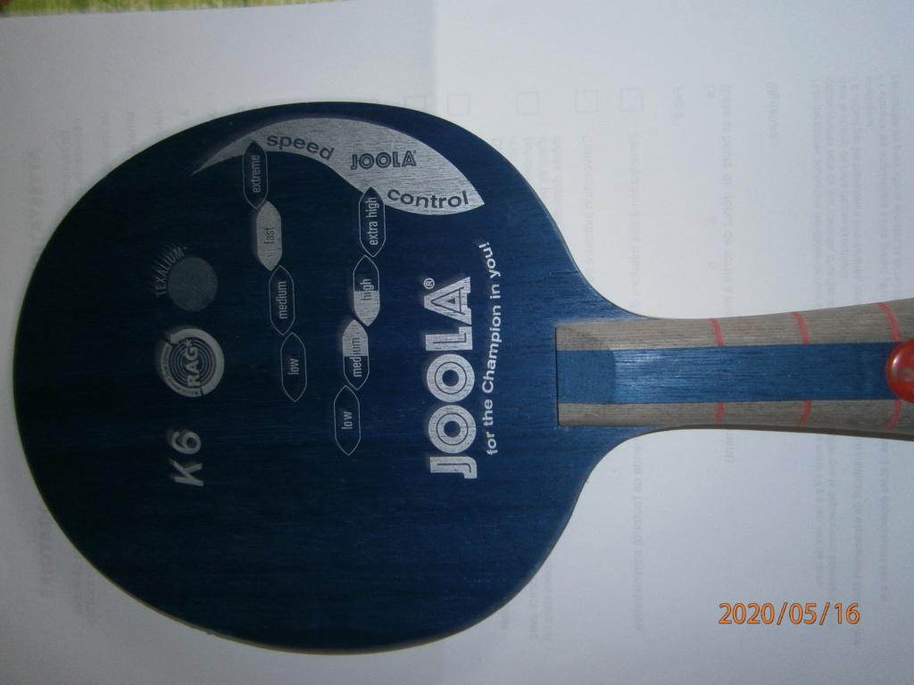 Bois Joola K6 NEUF P5160213