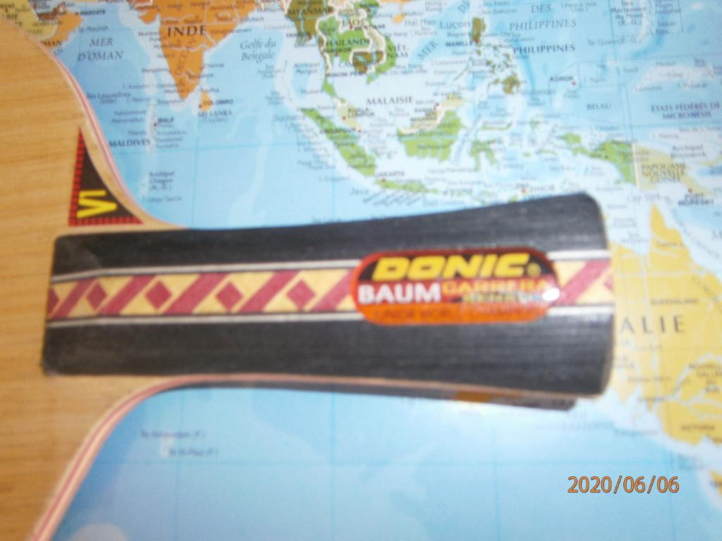 Bois DONIC BAUM carrera SENSO V1 NEUF Concave 95,4grs P6060212