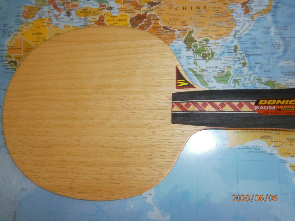 Bois DONIC BAUM ANATOMIQUE Carrera SENSO V1 94grs NEUF P6060214