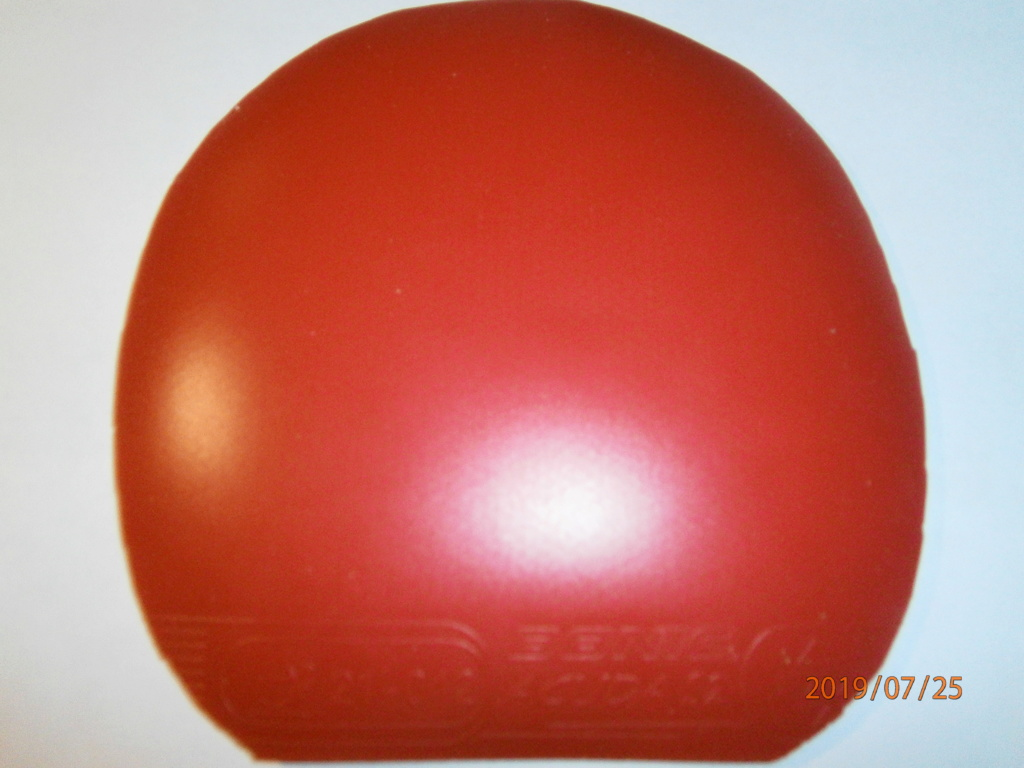 ACUDA S2 DONIC  Rouge  en max(comme NEUF) P7250012