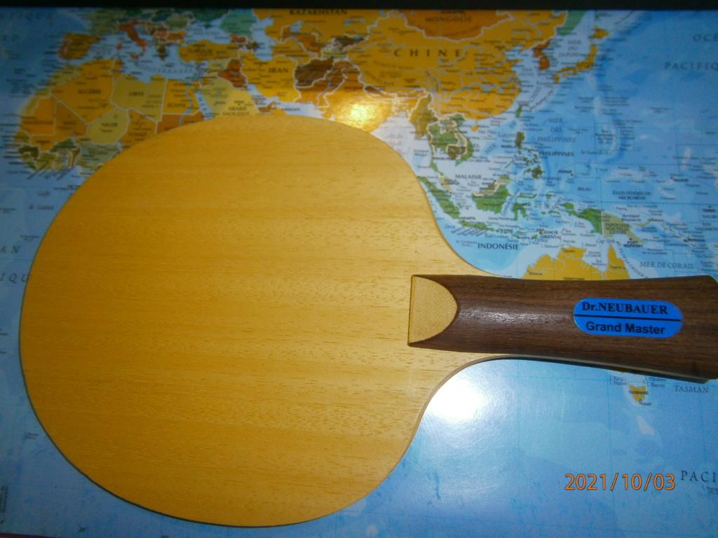 Bois GRAND MASTER NEUF concave 72g Dr Neubauer Pa030016