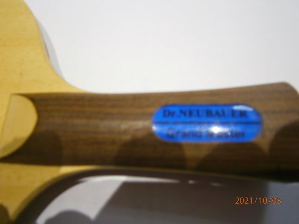 Bois GRAND MASTER NEUF concave 72g Dr Neubauer Pa030018