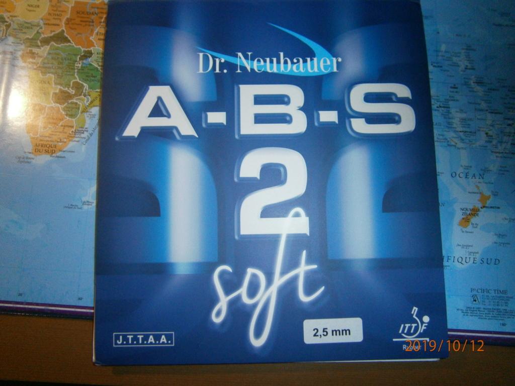 Revêtement ABS2 SOFT 2.5MMS  BLISTER Pa120112