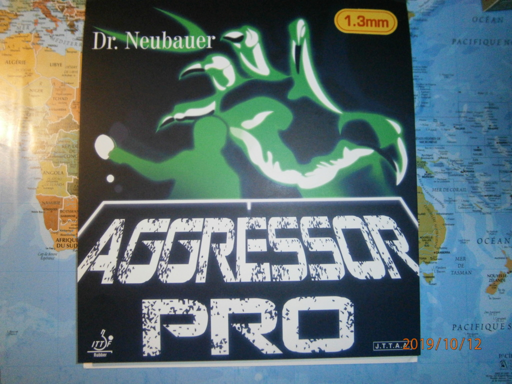 Dr Neubauer AGGRESSOR PRO en 1.3mms Blister - 28€ FPDI Pa120114