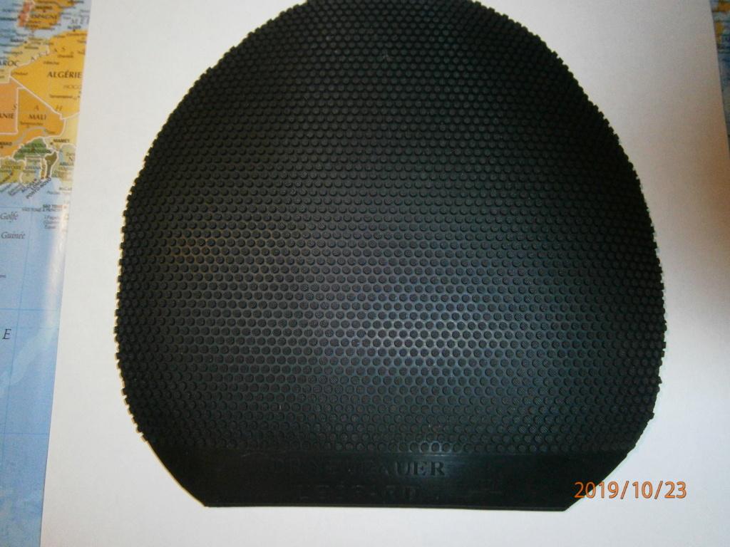 revêtement leopard noir 2mms Dr Neubauer Neuf découpé large Pa230110