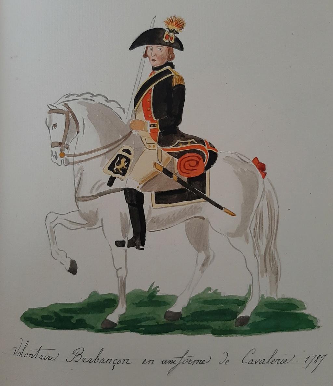 Révolution Brabançonne 1787-1790 Revbab12