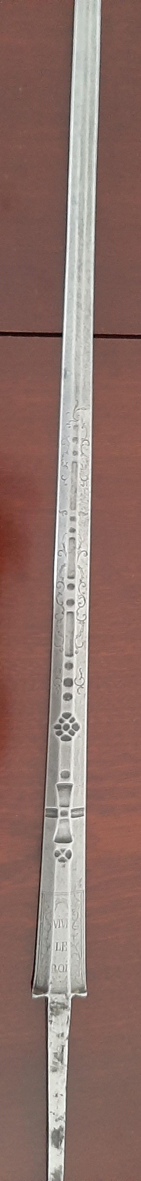 Les armes blanches du royaume de Sardaigne et de Savoie. - Page 5 Sarde710