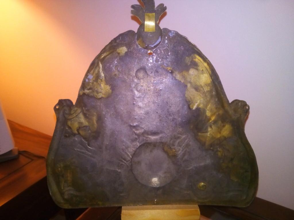 Plaque de bonnet à poil de grenadier Shakos11