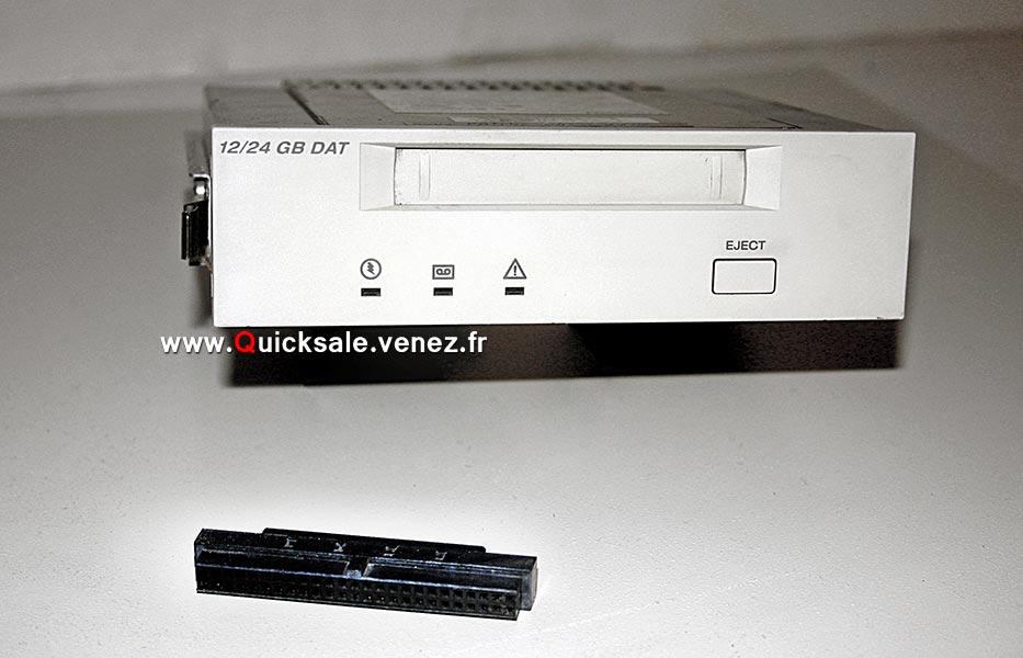 Lecteur Compaq - DAT 12/24 Gb très bon état de fonctionnement Dat12211