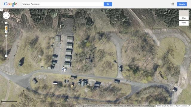 Haltern ranges accommodation location ? Vorden16