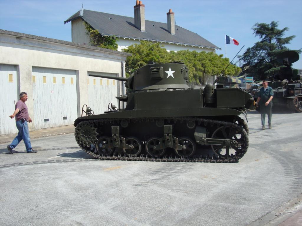 Visite du musée des blindés de Saumur Dsc00310