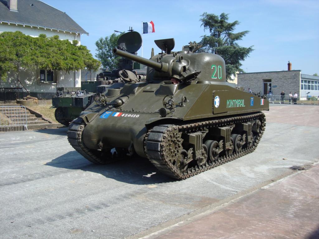 Visite du musée des blindés de Saumur Dsc00414