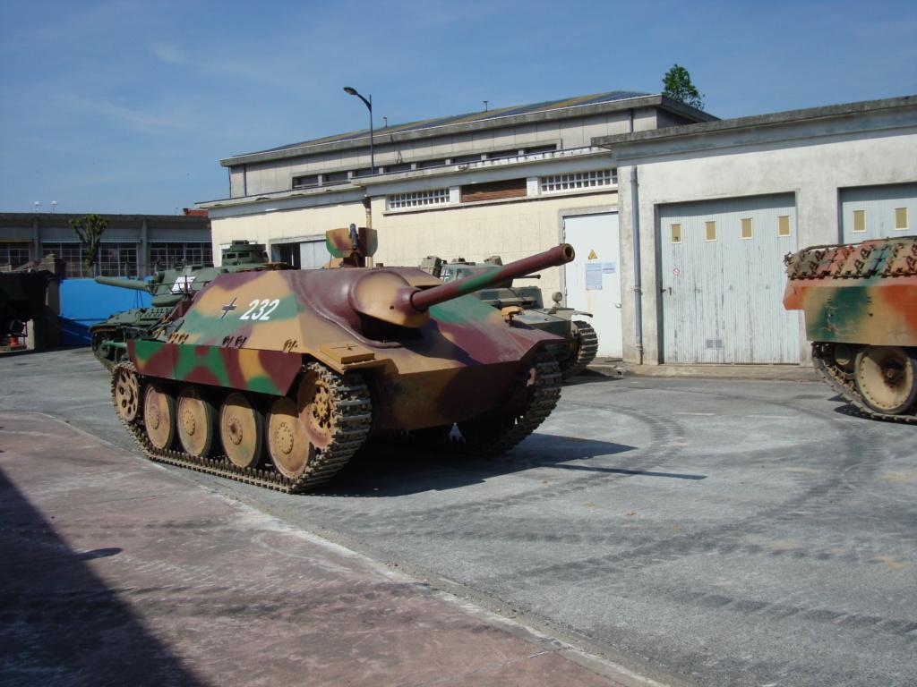 Visite du musée des blindés de Saumur Dsc00416