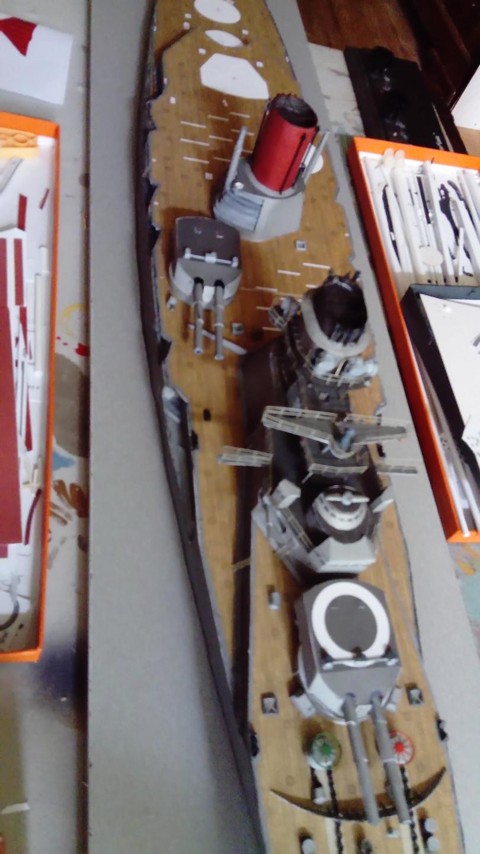 SMS Seydlitz 1/200 Suite 1ére cheminée Dsc_0039