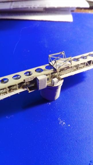 Croiseur Algérie 1/200 papier carton scratch Eagle GPM PE Shapeways . Dsc_0138
