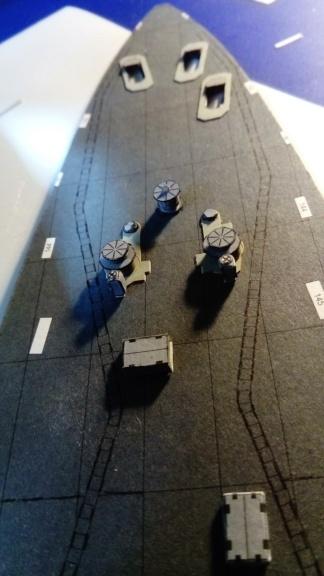 Croiseur Algérie 1/200 papier carton scratch Eagle GPM PE Shapeways . Dsc_0141
