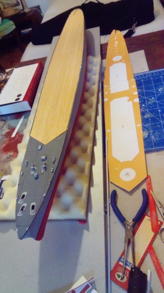 Croiseur Algérie 1/200 papier carton scratch Oriel GPM PE Shapeways . - Page 2 Dsc_0153