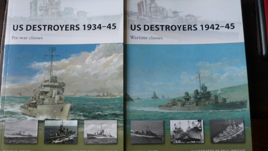 USS Fletcher 1/144 Revell Platinum edition - Page 3 P1000733