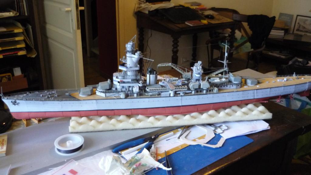 Croiseur Algérie 1/200 papier carton scratch Eagle GPM PE Shapeways . - Page 6 P1000741
