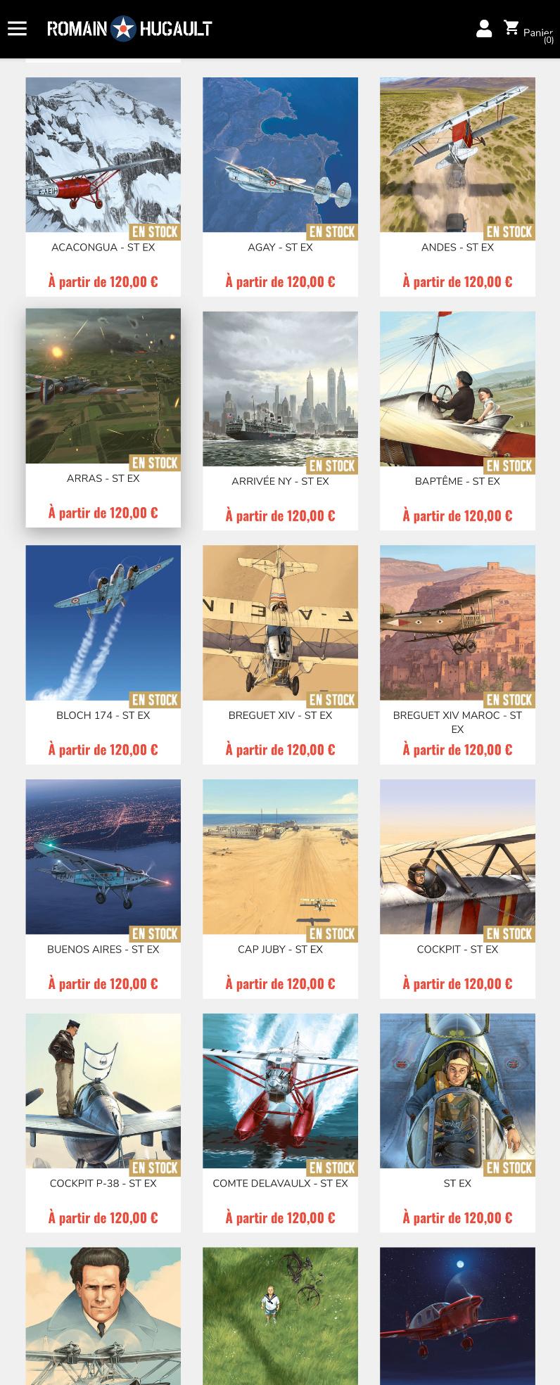 """Romain Hugault / Bernard Chabbert , Pilote de Guerre """" St Ex"""" Oct 2020  191f9c10"""