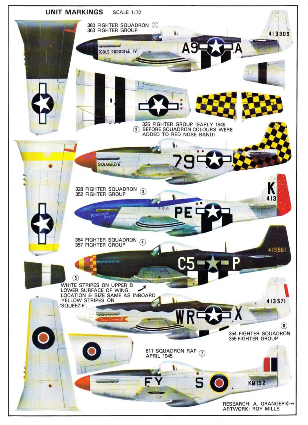 NORTH AMERICAN P-51 MUSTANG 22389c10