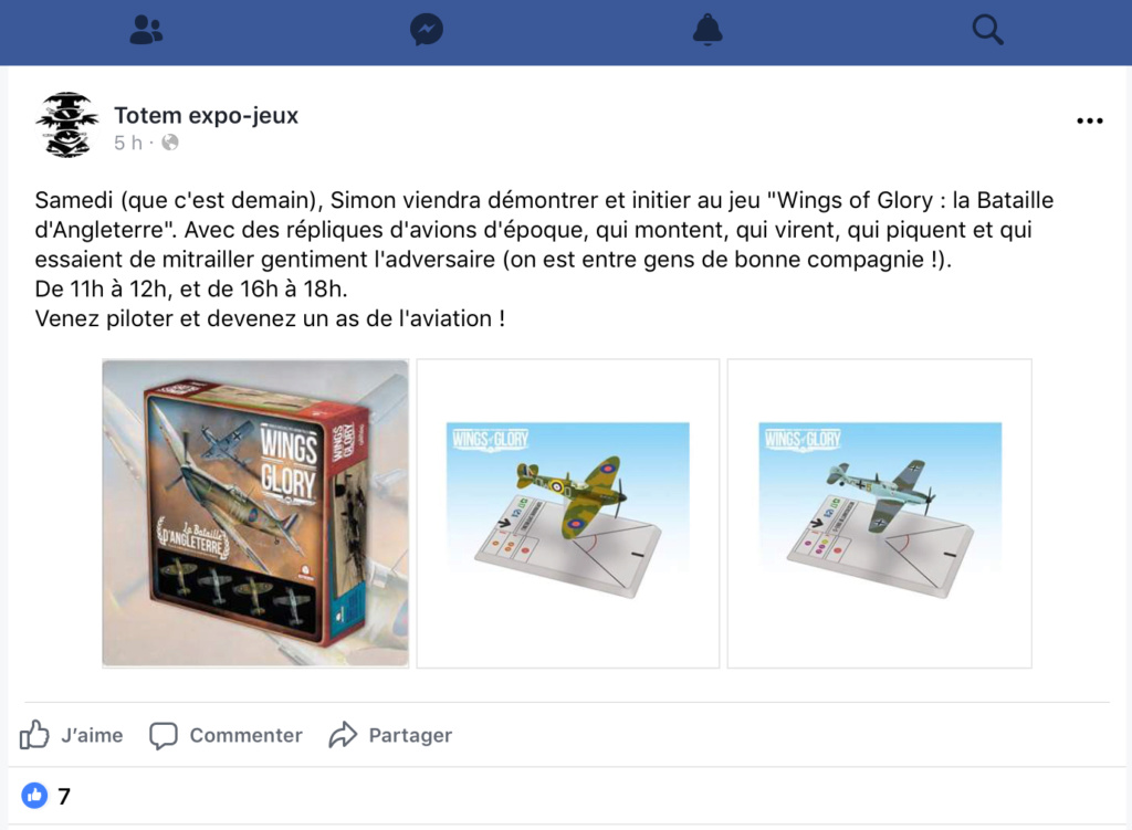Soirée Jeux et WOG à la boutique Totem d'Enghien (Val d'Oise) 6dd57b10