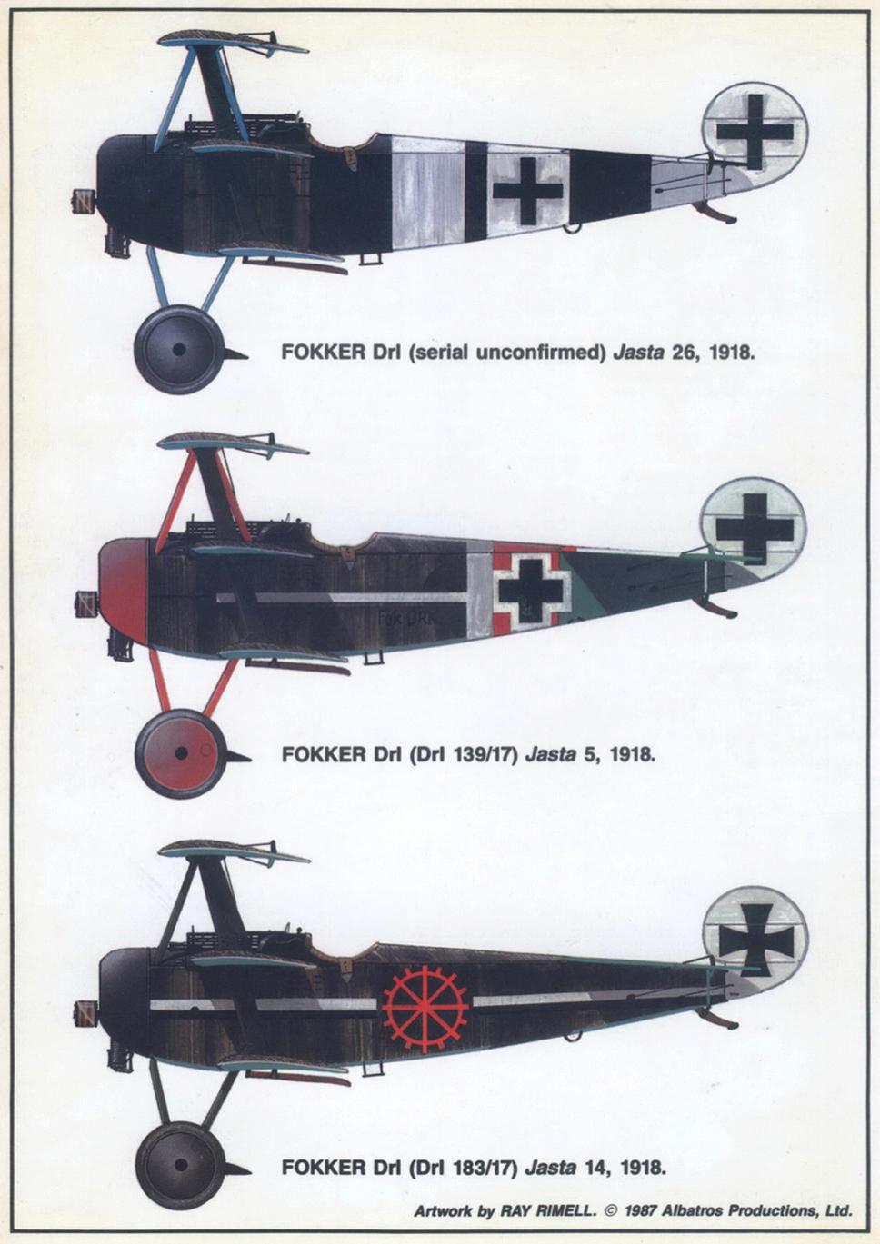 FOKKER Dr.I 937fc510