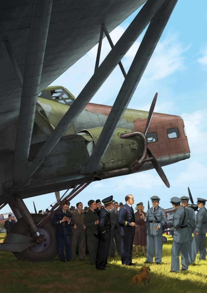 """Romain Hugault / Bernard Chabbert , Pilote de Guerre """" St Ex"""" Oct 2020  94de0010"""