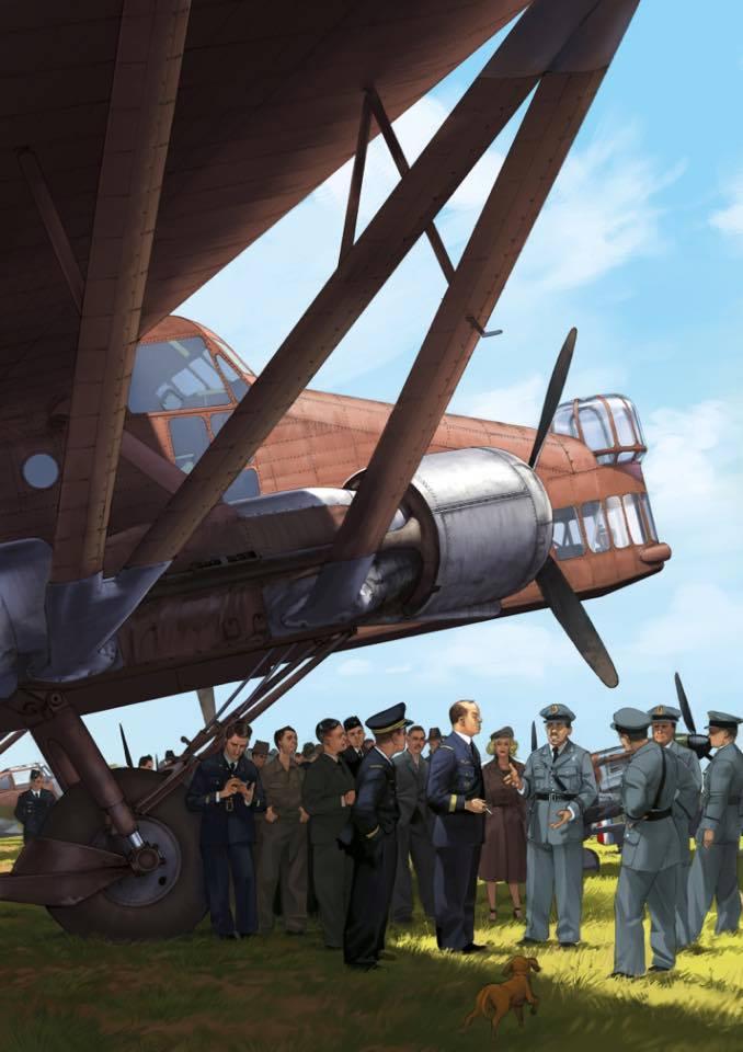 """Romain Hugault / Bernard Chabbert , Pilote de Guerre """" St Ex"""" Oct 2020  D7460110"""