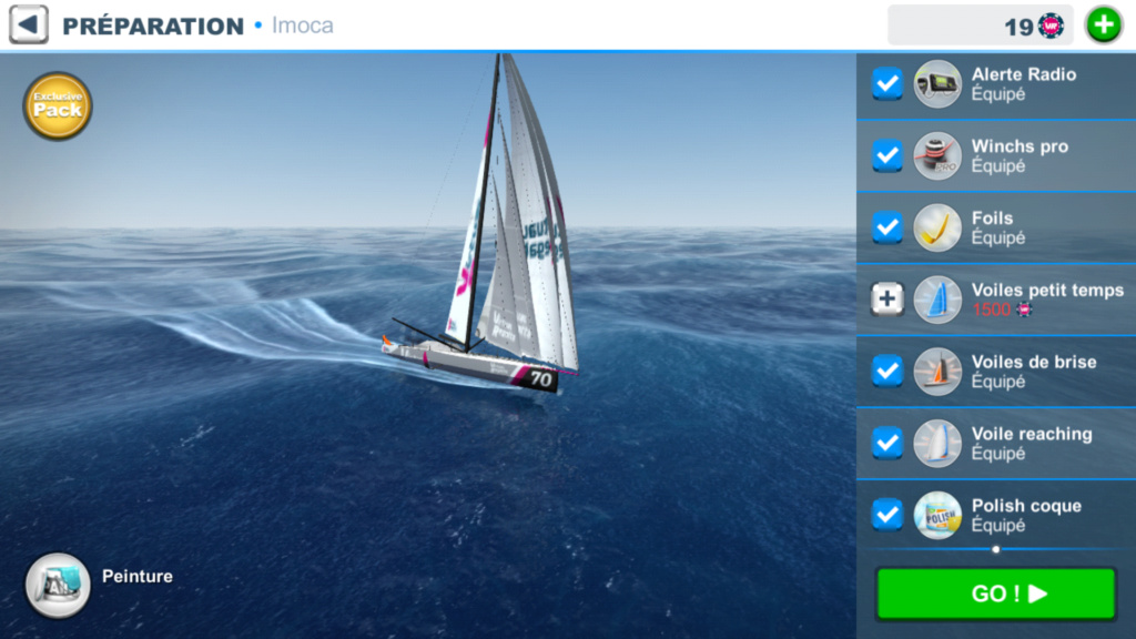Virtual Regatta, Transatlantique en solitaire - Page 3 Screen10