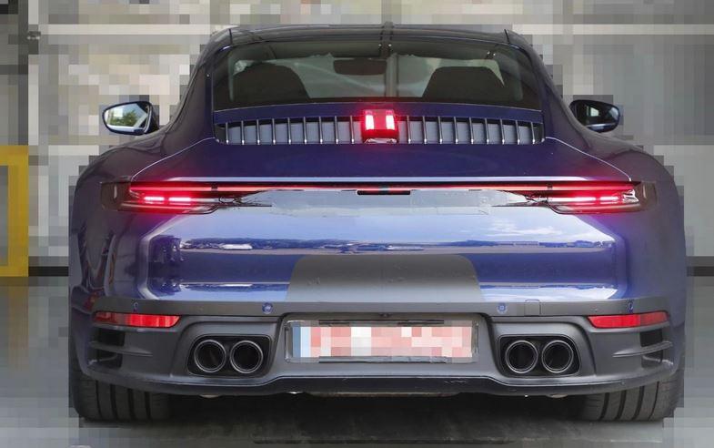 Porsche 992 photos 911-9910