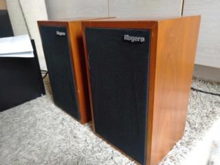 Rogers Studio 3 bbc bookshelf speakers Img-2027