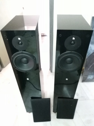 Audio Pro Black Diamond speakers (sold) Img_2035