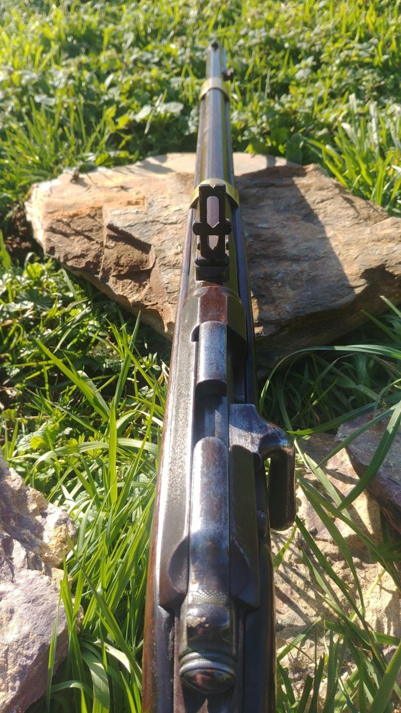 Mousqueton Gras d'artillerie 74 M80 20190213